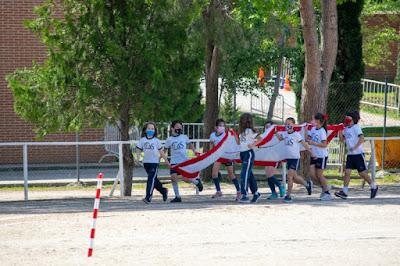 Clausura Olimpiada Santiago Aranjuez 2021
