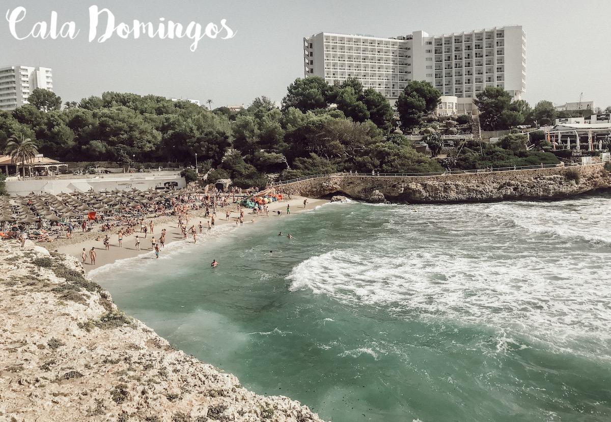Cala Domingos Mallorca Best Beaches Die schönsten Strände und Buchten Mallorcas auf: https://www.theblondelion.com/2019/09/schoenste-straende-buchten-mallorca.html Tipps Reiseblog Travel Diary Reiseführer Reisetipps