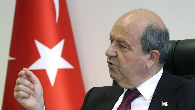 Τατάρ: Δύναμή μου η Τουρκία, στηρίζω τη «Γαλάζια Πατρίδα»