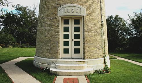 Southport Lighthouse Kenosha Wisconsin