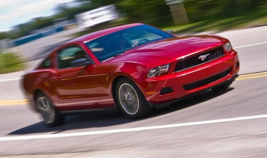 2010 ford mustang v6 horsepower carfoss. Black Bedroom Furniture Sets. Home Design Ideas