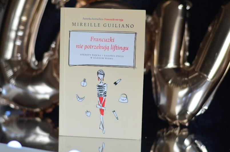 Książka na sierpień |  Francuzki nie potrzebują liftingu ♥