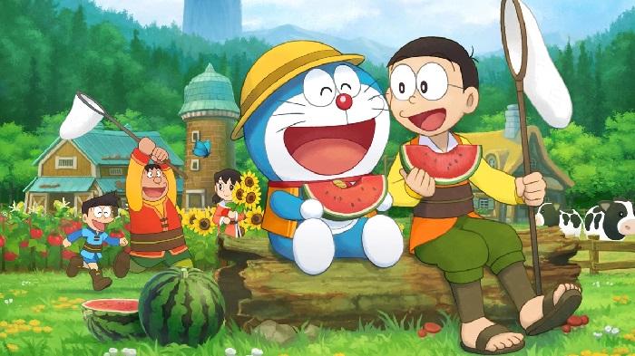 Story Of Season Doraemon Walkthrough