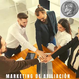 Marketing de afiliación en el marketing digital