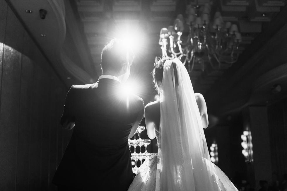 [婚攝] S&R | 台中。林酒店