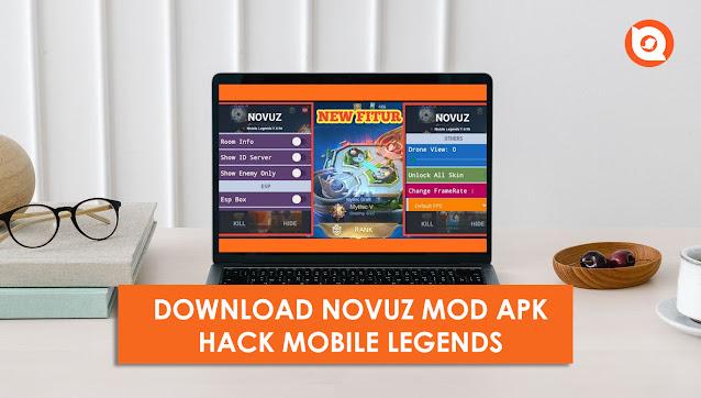 Download Novuz Mod Apk ML