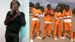 Naira Marley Stop Initiating Our children, Our Girls Don't Wear Pant To School Anymore- Woman Cries out