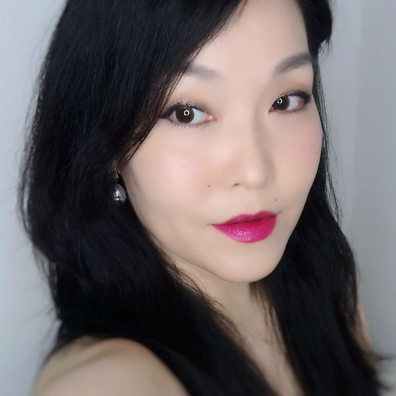 Anna Sui makeup look