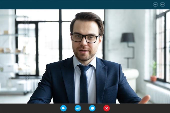 Como se sair bem em uma entrevista on-line?