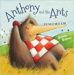 Anthony and the ants book review