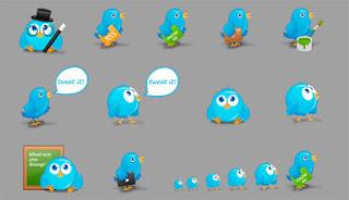 Cómo poner emoticonos en los mensajes de Twitter, desde el teclado del ordenador