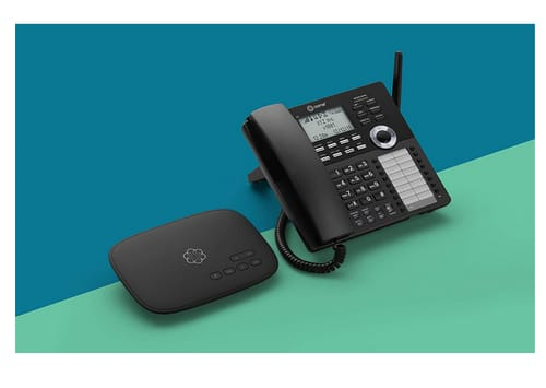 Ooma DP1-T Wireless Business Desk Phone