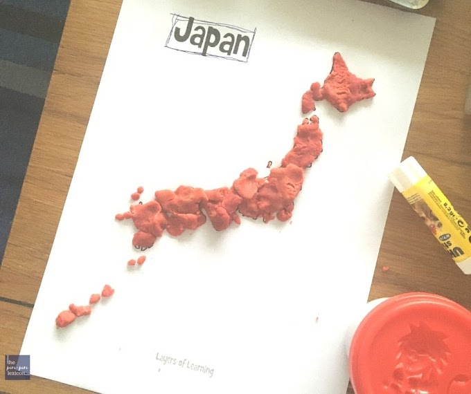 Learn about Japan with kids: activities and resources