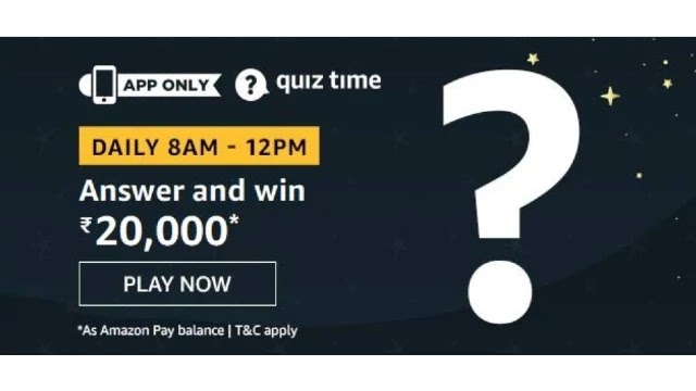 Amazon-Quiz-Answers-For-Today-14th-May-2020-Win-Rs.20000-Amazon-Pay-Balance