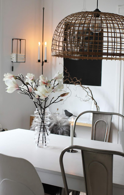 annelies design, webbutik, webbutiker, webshop, nätbutik, inredning, ljusstake, ljusstakar, ljusförvaring, på väggen, vägg, ljusghållare, kronljus, poster, posters, woman tattoo, magnolia, konstgjorda blommor, blomma, mässing, rea,