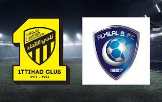 اون لاين مشاهدة مباراة الاتحاد و الهلال ٢١-٩-٢٠١٩ بث مباشر في الدوري السعودي اليوم بدون تقطيع