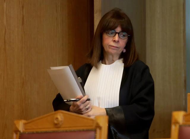 Τις θέσεις της κ. Σακελλαροπούλου για τα εθνικά θέματα τις ξέρουμε;