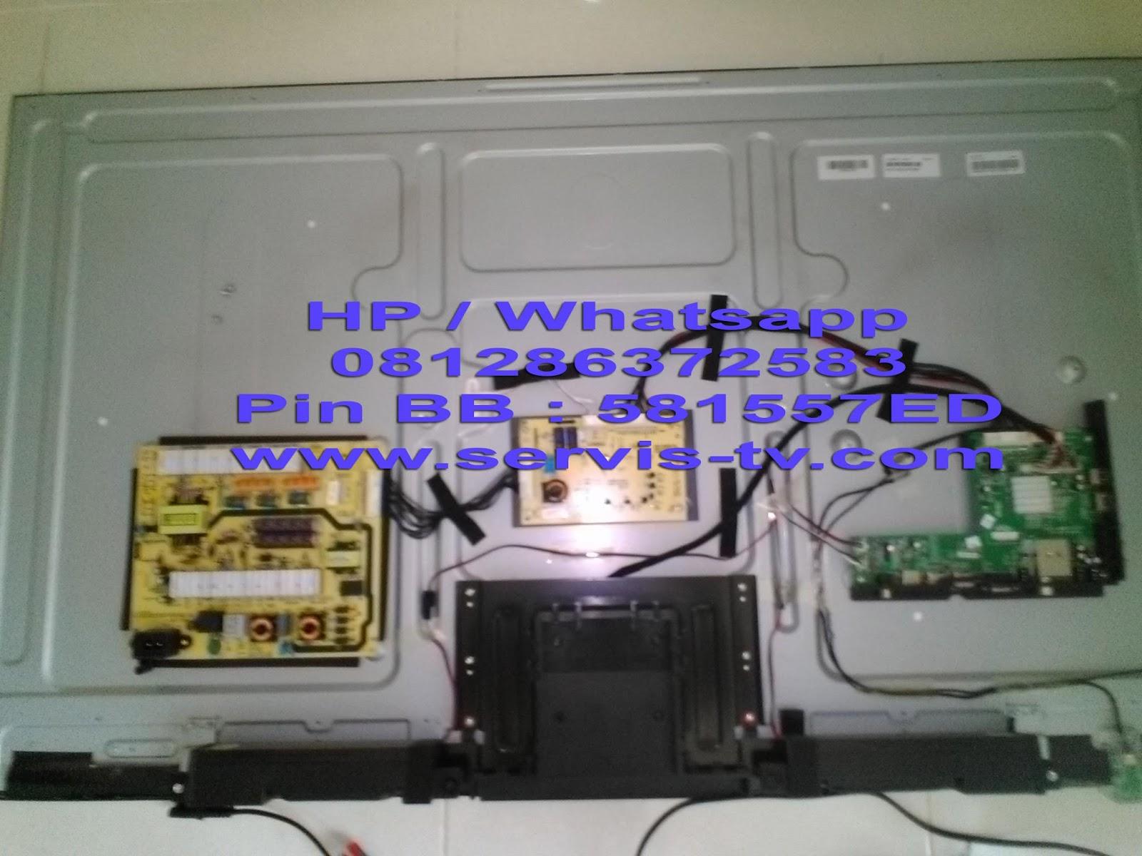 Layanan Service Coocaa LED TV