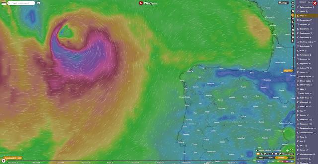 Mapy pogody - windy.com