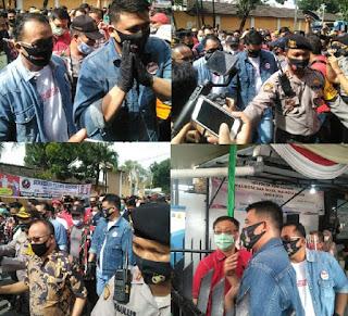 Mantu Jokowi 14 Kali Langgar Prokes Saat Kampanye, Giliran HRS Semangat Banget Nindak