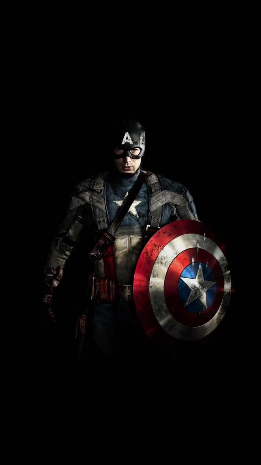 World Of Technology Superheros Dark Amoled Wallpapers