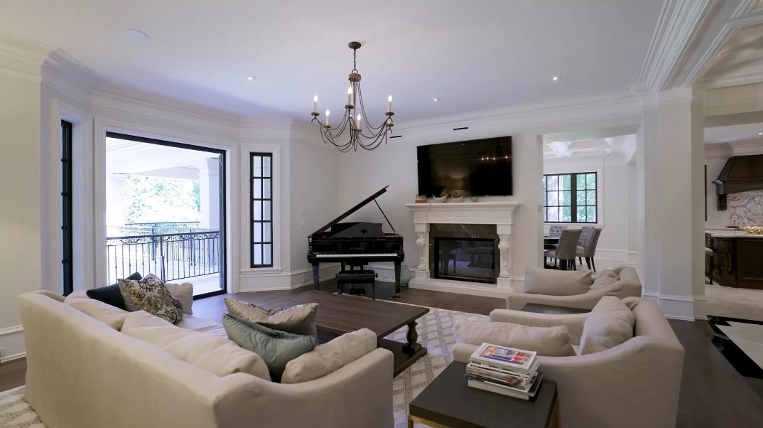 69 Interior Design Photos vs. 13839 27th Ave, Surrey, BC Ultra Luxury Modern Classic Mansion Tour