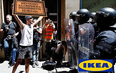 el villano arrinconado, humor, chistes, reir, satira, IKEA