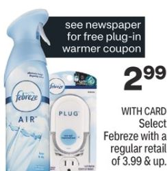 Febreze Plug In Warmer