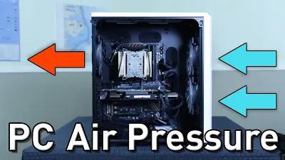 الأسلوب الاول Positive Air Pressure