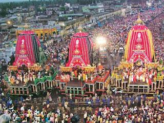 4. Puri Rath Yatra