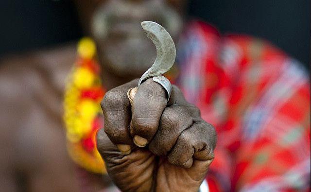 Pisau Jari Turkana