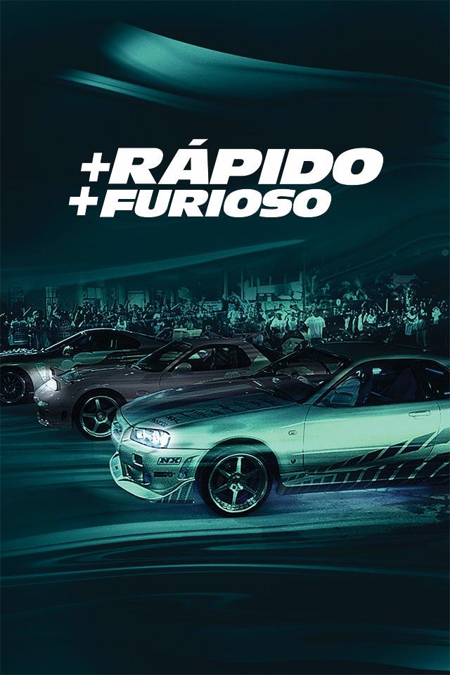 Rápido y Furioso 2 (2003) [Open Matte] WEB-DL 1080p Latino