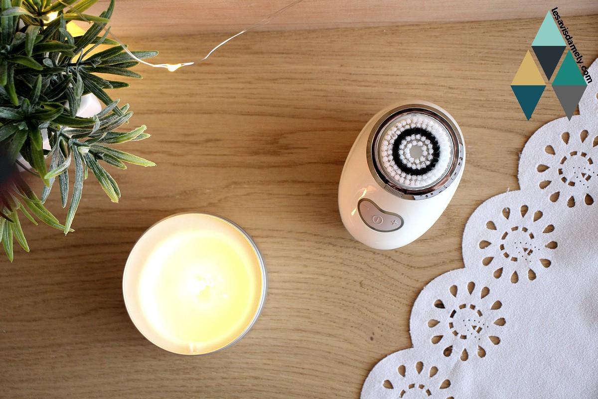 test et avis brosse nettoyante HQ marque cosmétique suisse