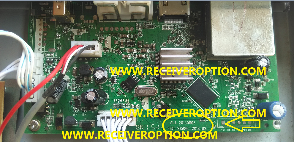 OST S1506C 2018 D2 V1 4 8MB PROTOCOL HD RECEIVER DUMP FILE - HOW TO