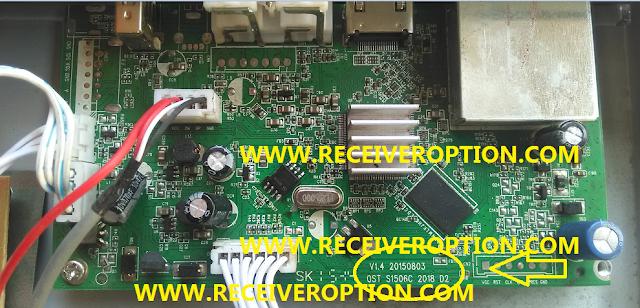 OST S1506C 2018 D2 V1.4 8MB PROTOCOL HD RECEIVER DUMP FILE