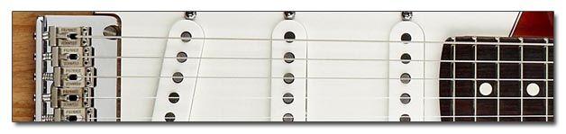 Micrófonos Stratocaster