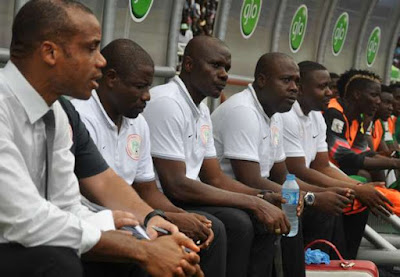 NFF Promises To Pay Oliseh Outstanding Salaries