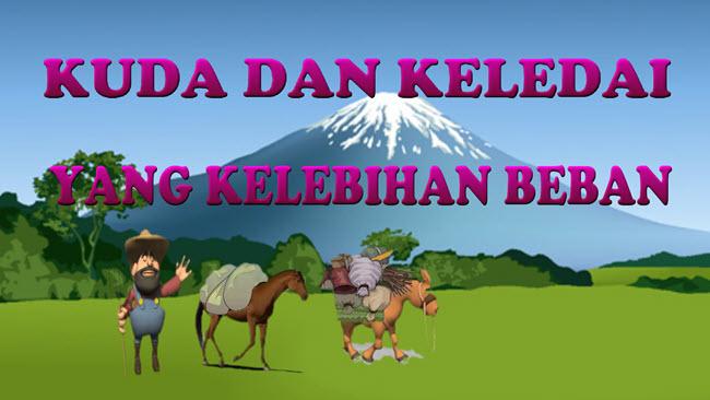 Kuda dan Keledai