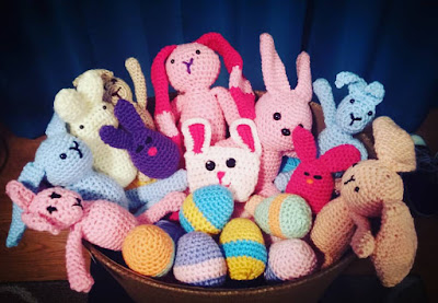 Bunnies, Bunnies and More Bunnies