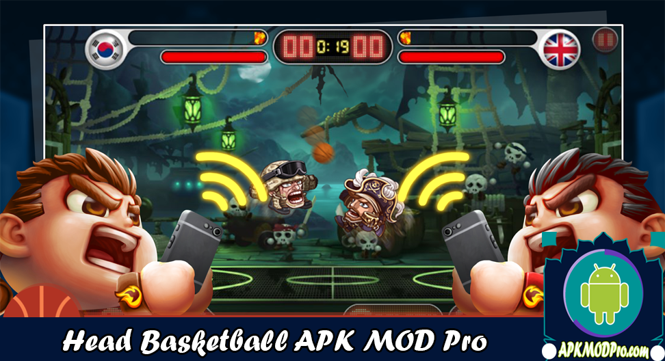 Download Head Basketball MOD APK v1.13.3 (Unlimited Money) Latest Version 2020