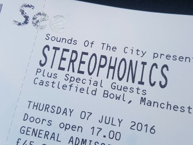 Alright Blondie: The Stereophonics