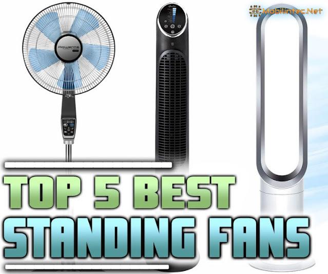Best Standing Fan : Top 5 Cooling Fan Reviews