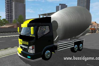 Mod Truck Canter Molen By Azu Mods