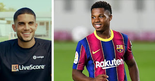 Marc Bartra tips Ansu Fati to 'mark an era' in world's football and Barcelona