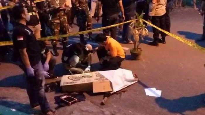 Remaja Tewas Dibacok di Depan Masjid saat Tawuran di Pancoran Mas Depok
