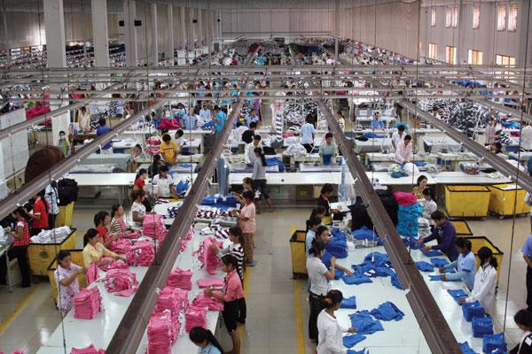 Tuyển 9 nữ làm công việc may mặc tại Nagasaki tháng 8 năm 2019