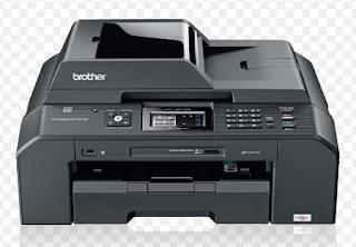 Descargue el controlador Brother MFC-J5910DW Driver de impresora gratuito para Windows 10, Windows 8.1, Windows 8, Windows 7 y Mac