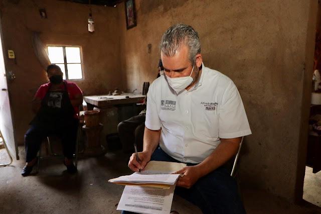 Planes de reactivación económica deben incluir a artesanos: Alfredo Ramírez