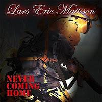 """Το lyric video του Lars Eric Mattsson για το τραγούδι """"Never Coming Home"""" από το ομότιτλο single"""