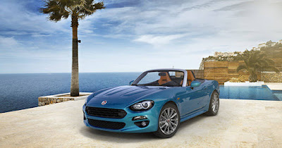 2017 FIAT 124 Spider 33 HD Wallpapers Collection